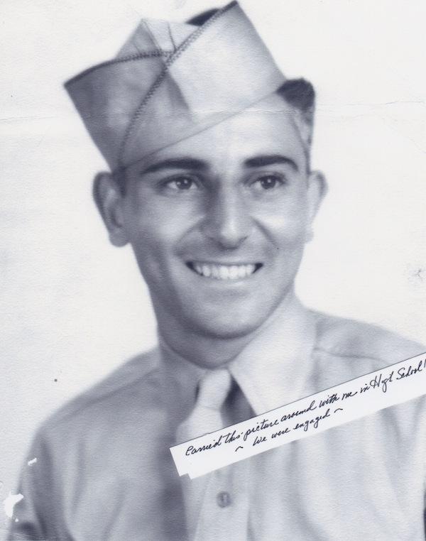 Veteran WWII Berge G. Ferjulian_www.thefrontlines.com