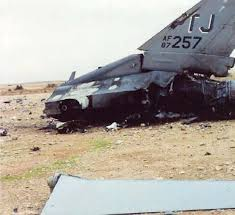 USAF-Colonel-Tice-F16-POW