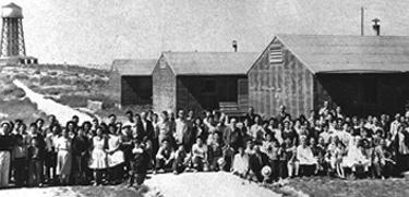 japanese-internment-camp-barracks-ww2