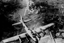 B17 flying fortress WW2