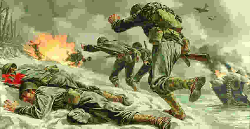 marines-Peleliu-ww2-army