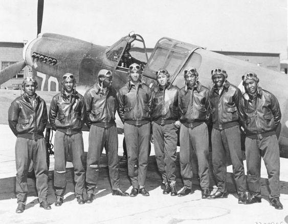 Tuskegee-Airmen-WW2