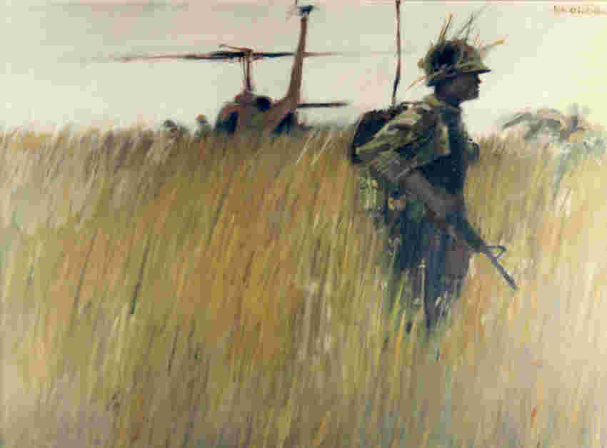 Vietnam-war-landing-zone-soldier