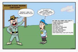 military-recruit-training-stupid-pills