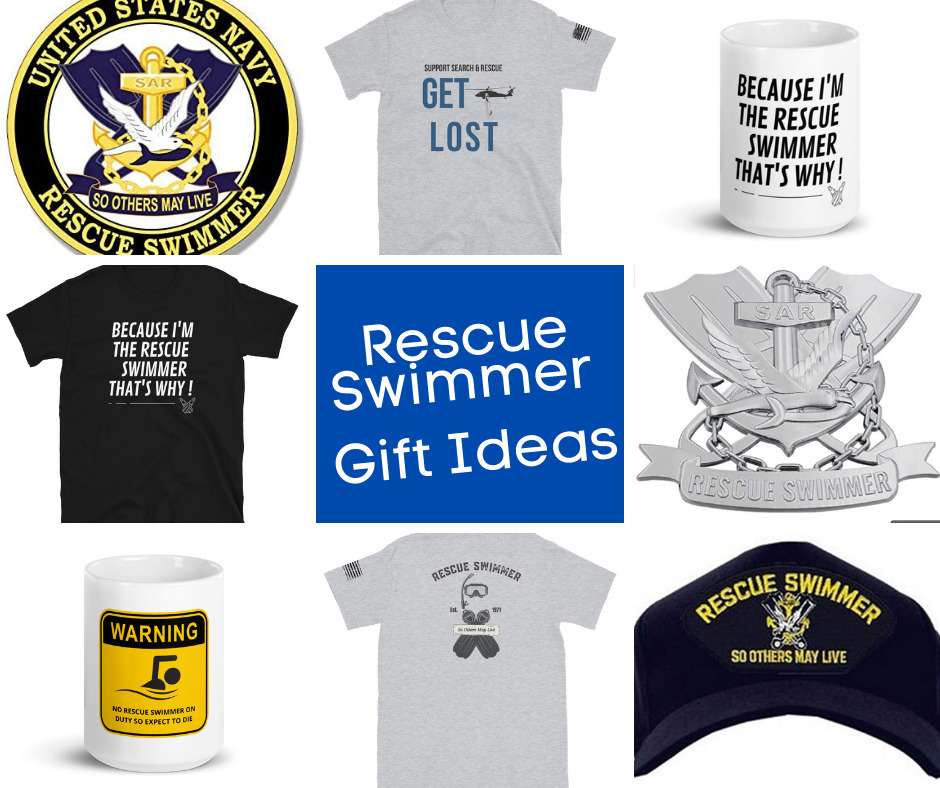 navy rescue swimmer gift ideas