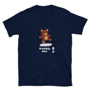 Warrant Officer WOJGy Bear t-shirt
