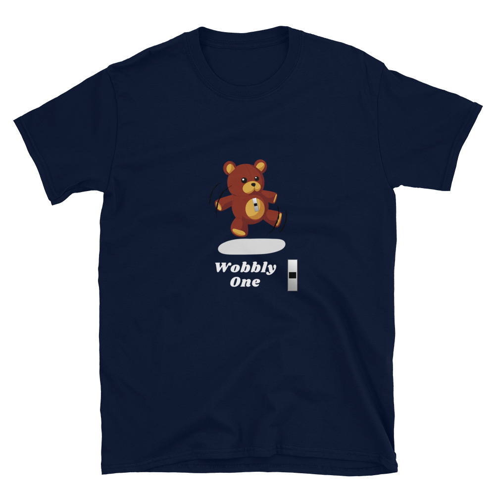 Warrant Officer WOJGy Bear t-shirt