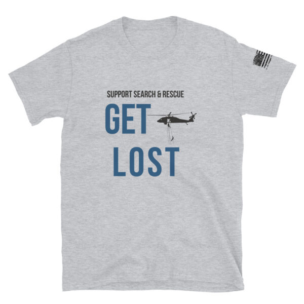 Support search and rescue and get lost!