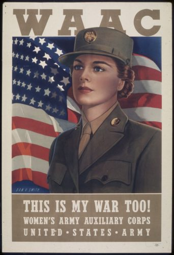 Women's Army Auxiliary Corps in World War II