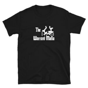 Warrant Officer Mafia is a term I heard over 20 years ago as an Apache helicopter pilot. This black t-shirt is the result.